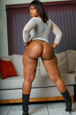 Black MILFs got really yummy round..