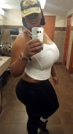 Curvy black women with lush forms show..